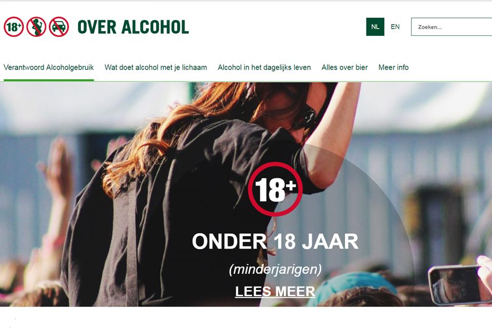 Verantwoord Alcoholgebruik