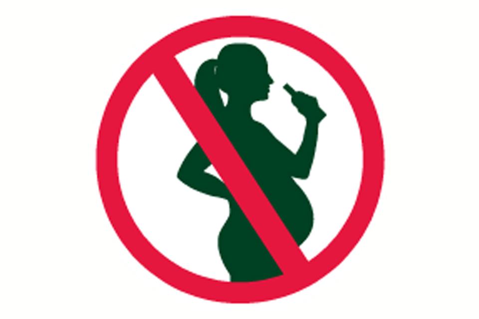 Geen alcohol tijdens zwangerschap