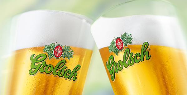 Bier op z'n Grolsch