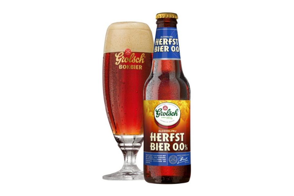 Grolsch introduceert Herfstbier 0.0%  tijdens Military Boekelo-Enschede