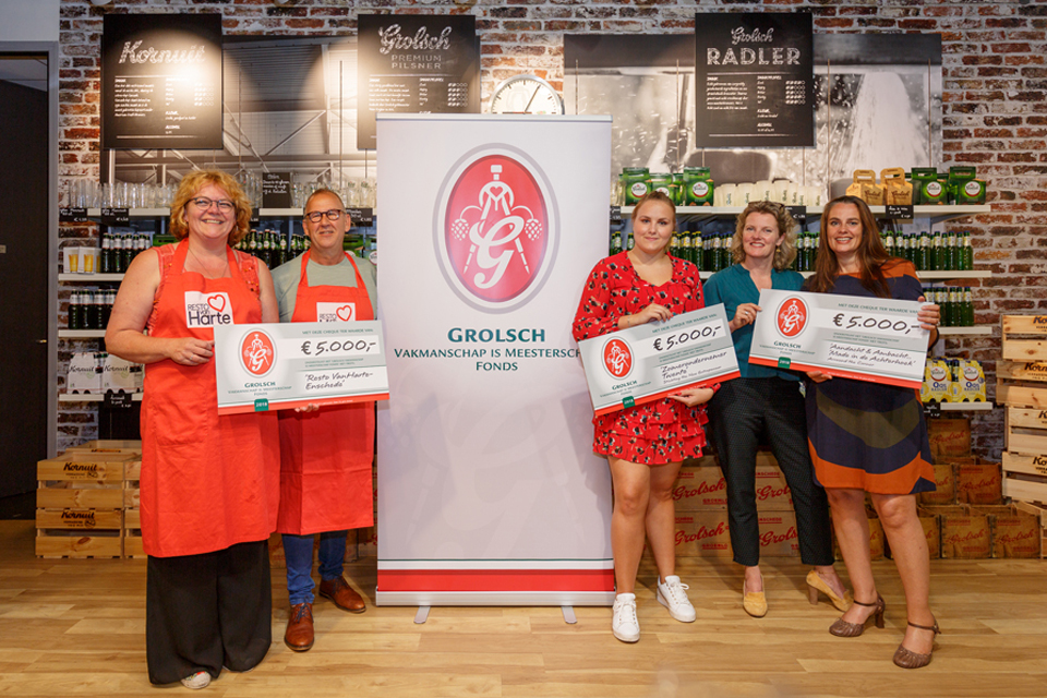 Grolsch Vakmanschap is Meesterschap Fonds - activity