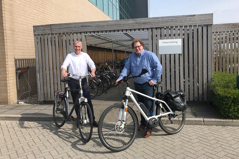 E-bike probeeractie