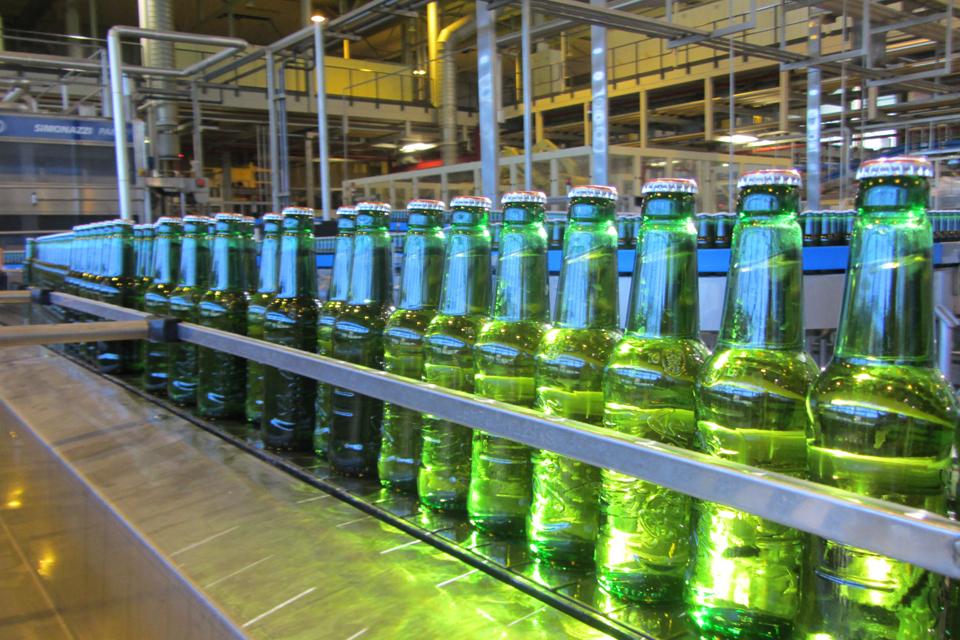 Glasverbruik verder verminderen